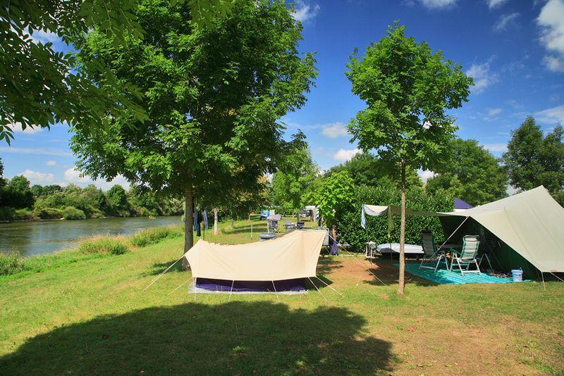 Camping Huttopia La Plage Blanche