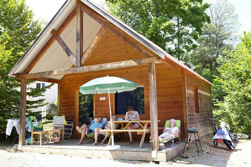 Camping Huttopia Royat