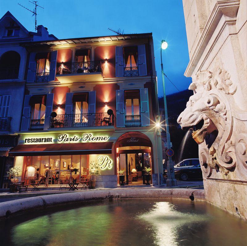 Hotel Logis Paris Rome