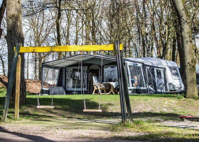 Vakantiehuis Go-Wise Caravan (op vakantiepark Beerze Bulten & Stoetenslagh)