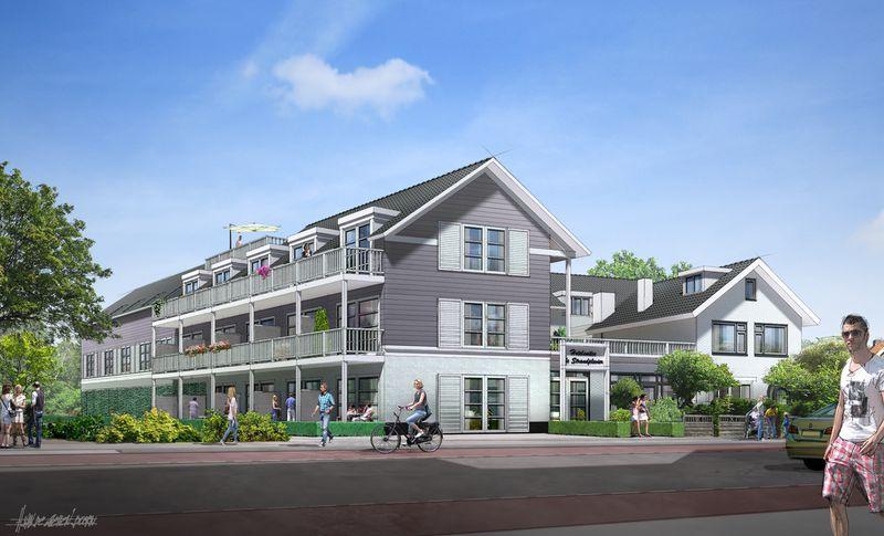 Vakantiepark Roompot Strandplevier Suites