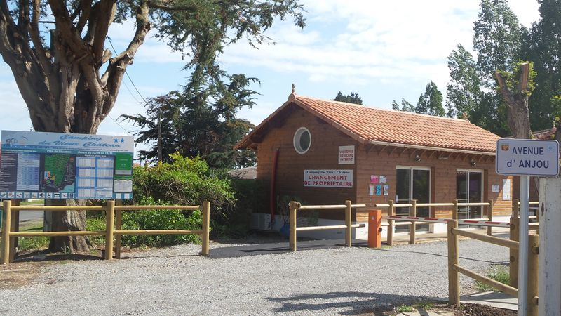 Camping Vieux Chateau