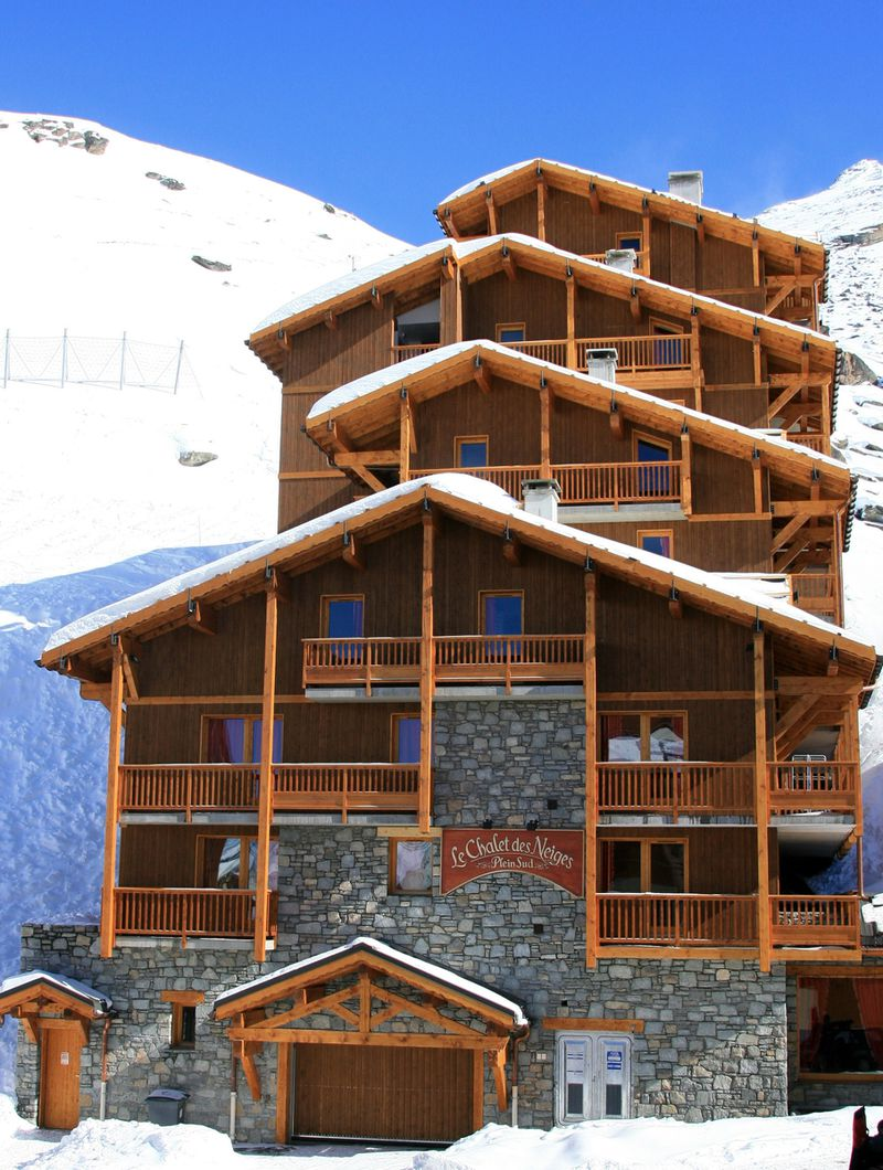 Appartement Residence Chalet des Neiges Plein Sud