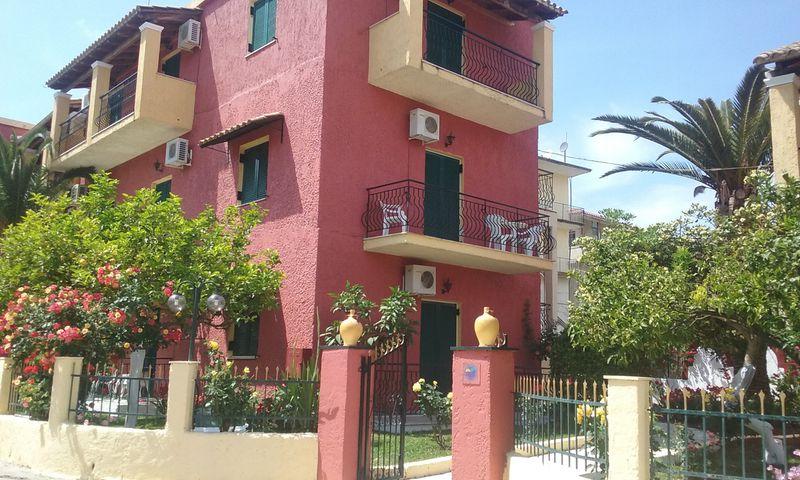Super Kindvriendelijk Appartement : Appartement anna maria in moraitika griekenland reviewcijfer