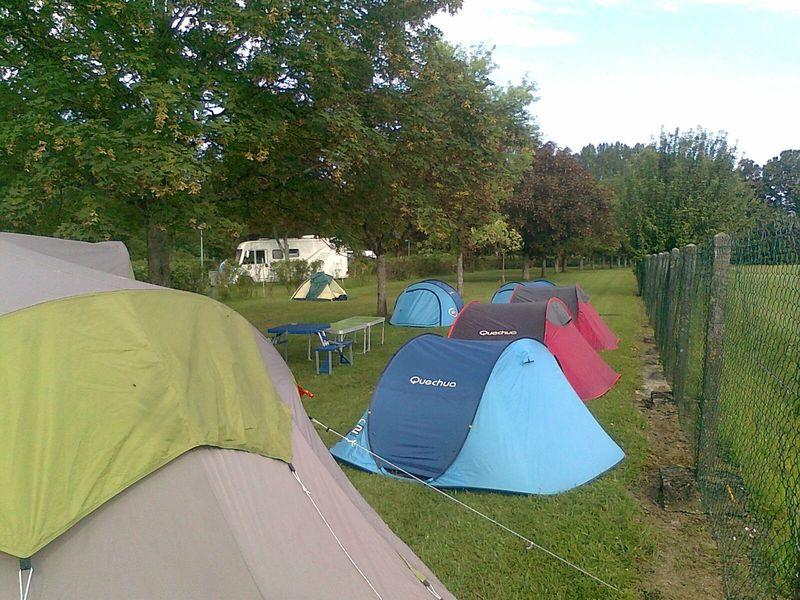 Camping Municipal Les Chanternes