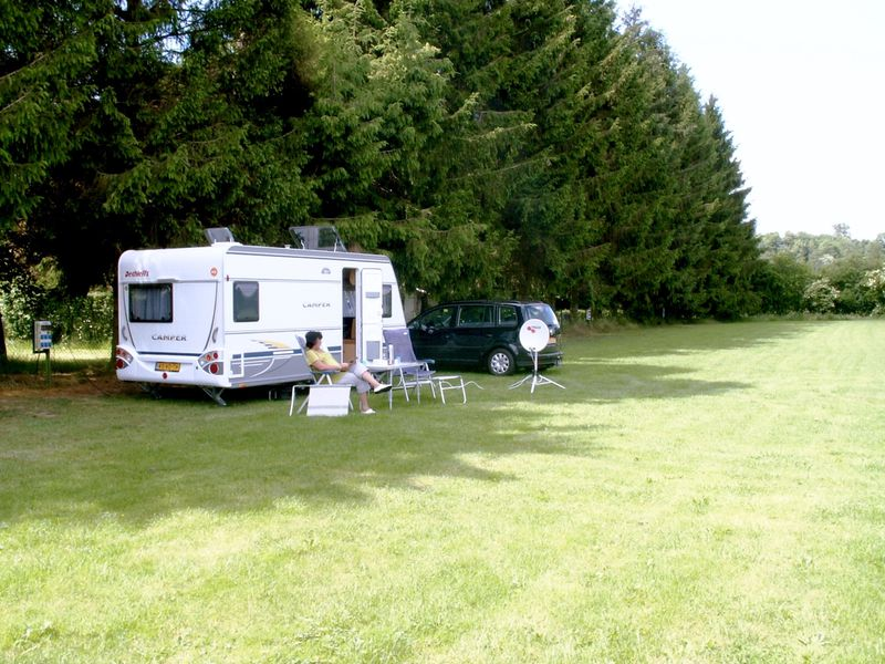 Camping Le Val d'Oise