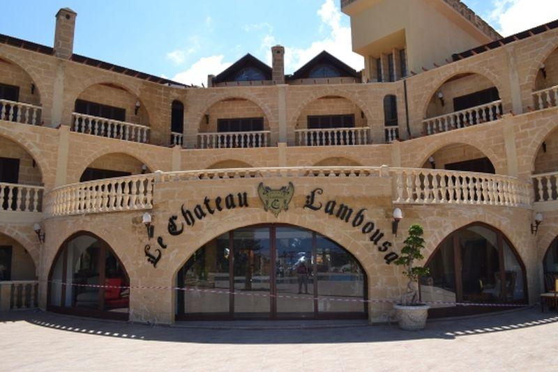 Hotel Chateau Lambousa