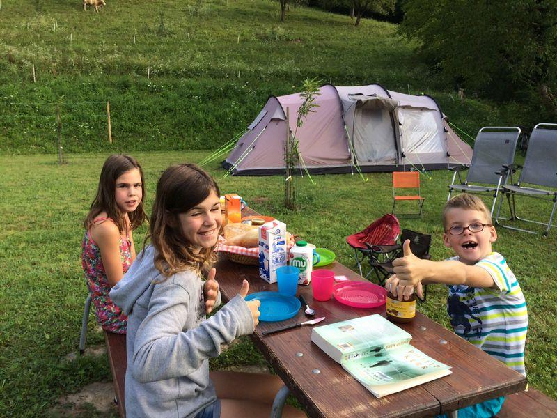 Camping Farm Camping Zelinc