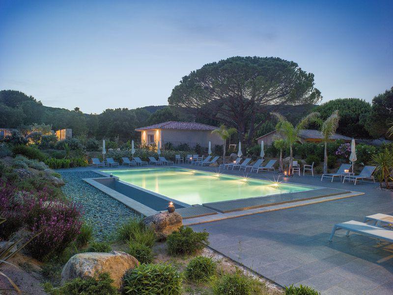 Villa Les Pins de Santa Giulia