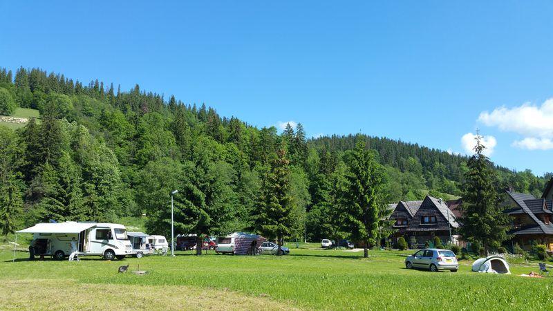 Camping Harenda