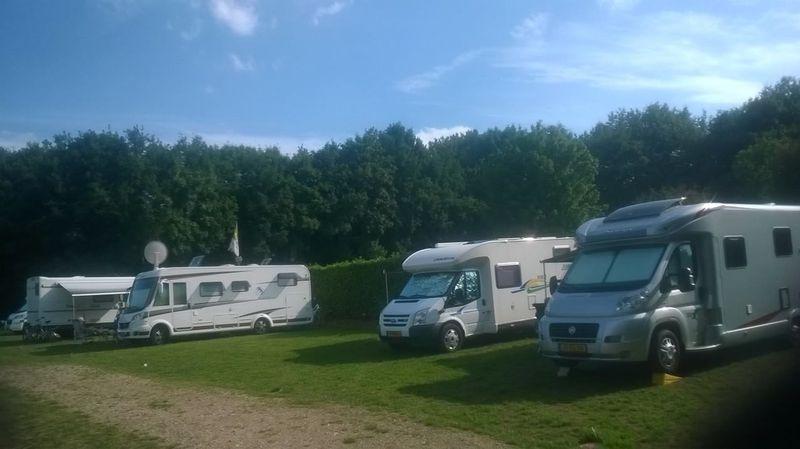 Camping Fietsers- en Camper Camping Heiderust