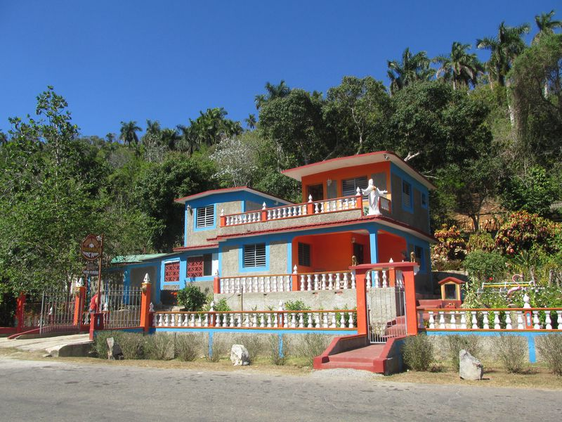 Bed and Breakfast Casa particular Doña Dunia