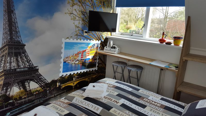 Bed and Breakfast Appartmenten Groepsaccommodatie Aangenaam - Olde Horst Diever