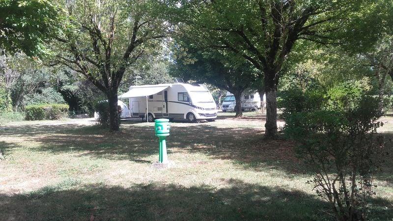 Camping Le Vignon