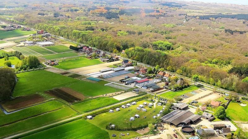 Beste campings in Nederland aan zee: Camping Minicamping Ormsby Field***