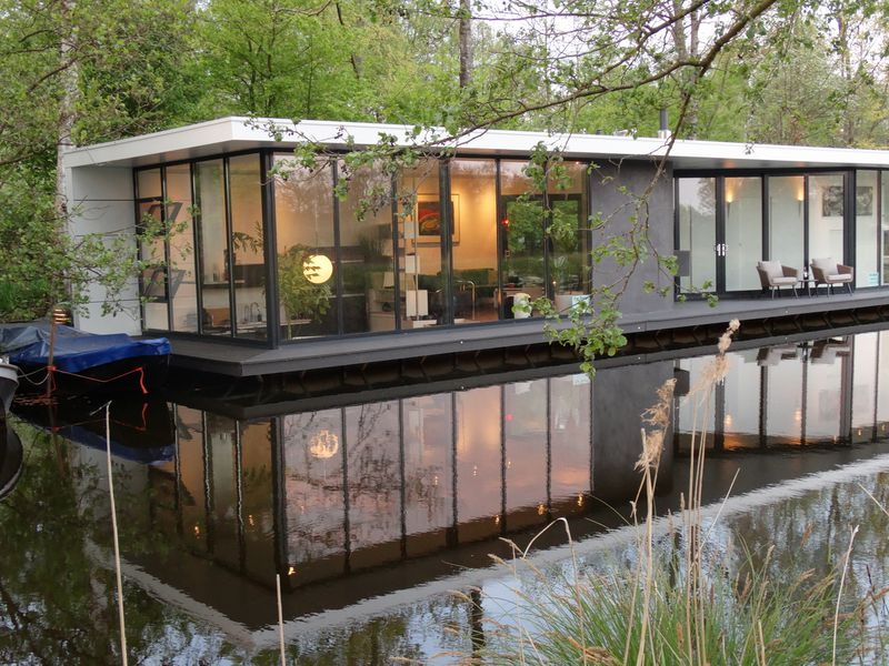 Vakantiehuis Intermezzo watervilla