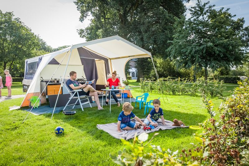 Camping Landhoeve de Zwiese