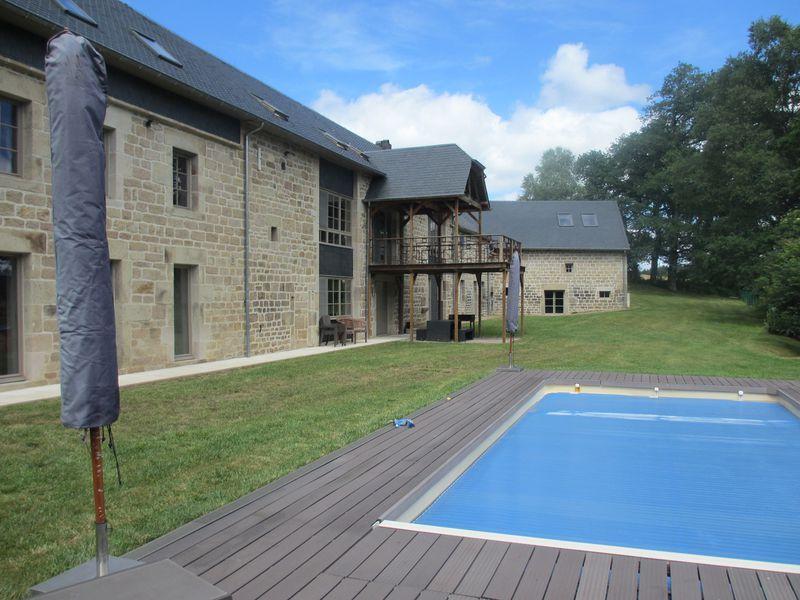 Vakantiehuis Domaine Freyssanges
