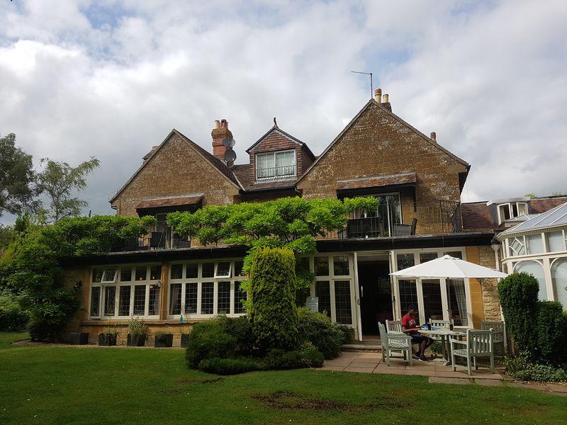 Hotel The Grange at Oborne