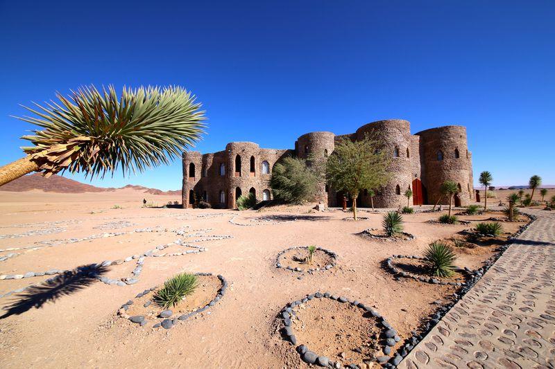 Lodge Le Mirage Desert Lodge & Spa
