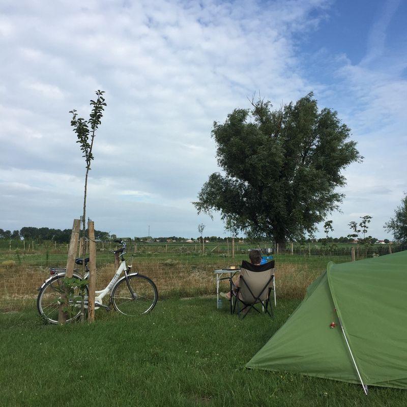 Camping VierVaart (minicamping + appartement)