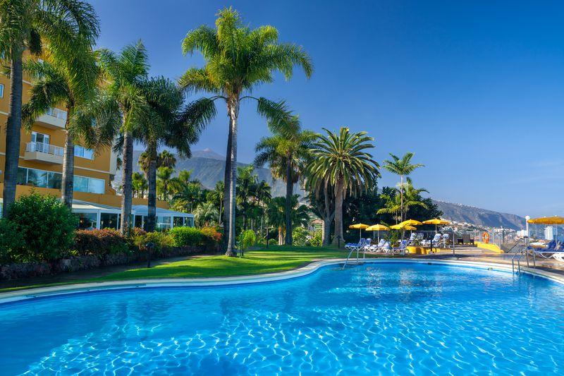 Hotel Tigaiga In Puerto De La Cruz Spanje Zoover