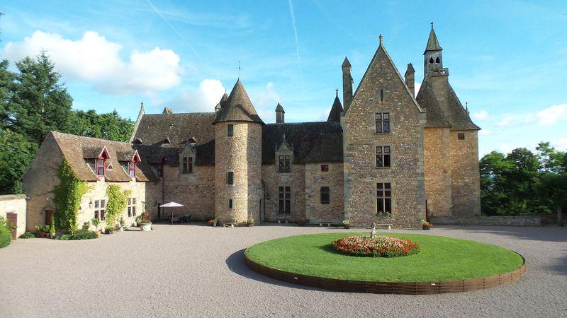 Hotel Chateau de Peufeilhoux