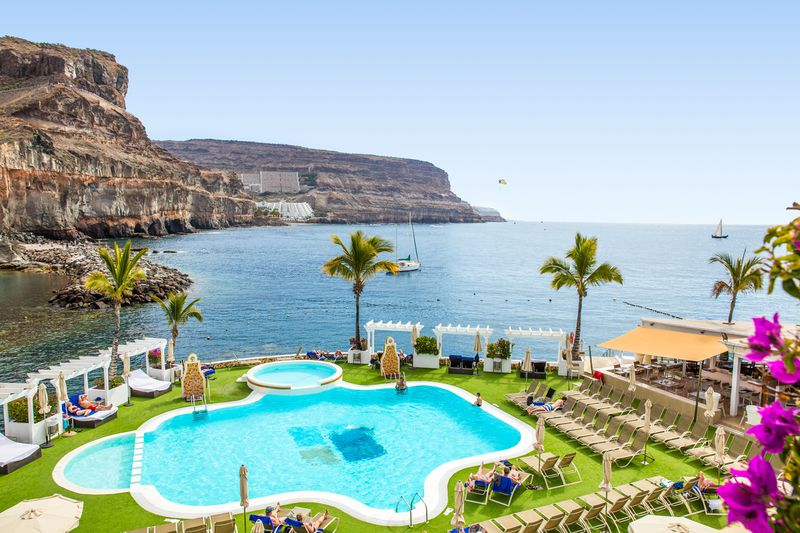 Hotel THe Puerto de Mogán Senses Collection