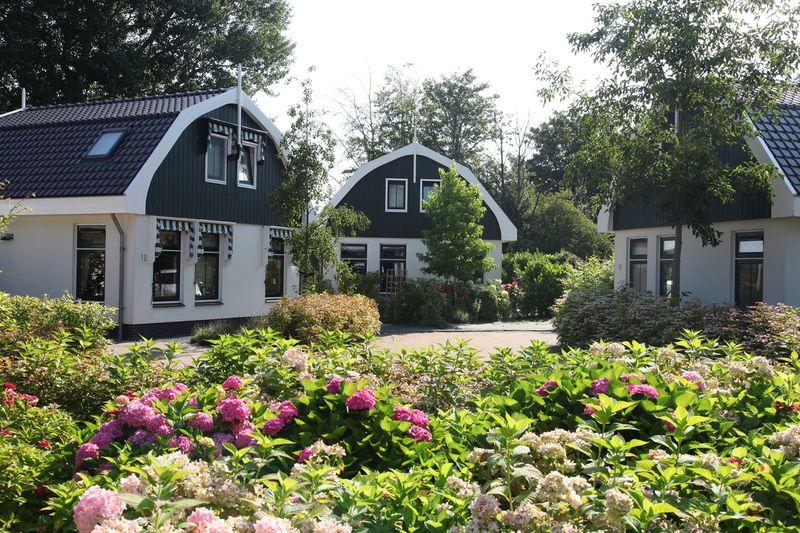 Vakantiepark Résidence Koningshof In Schoorl Groet Nederland