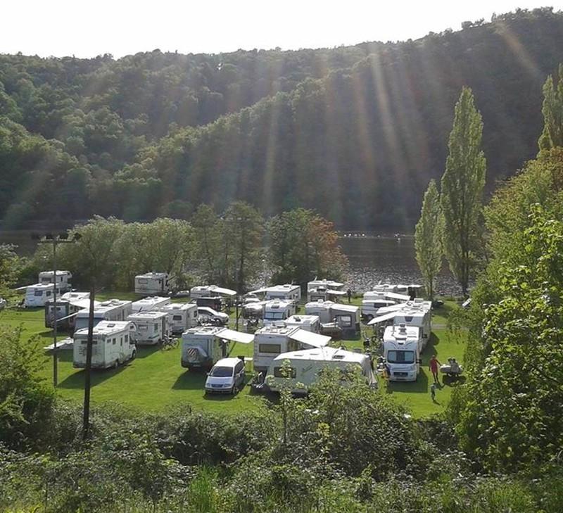 populairste campings in Tsjechië