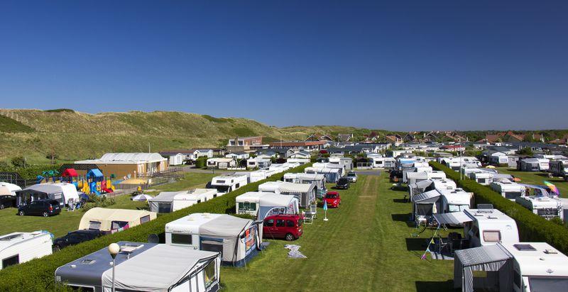 Camping Strandcamping Oase