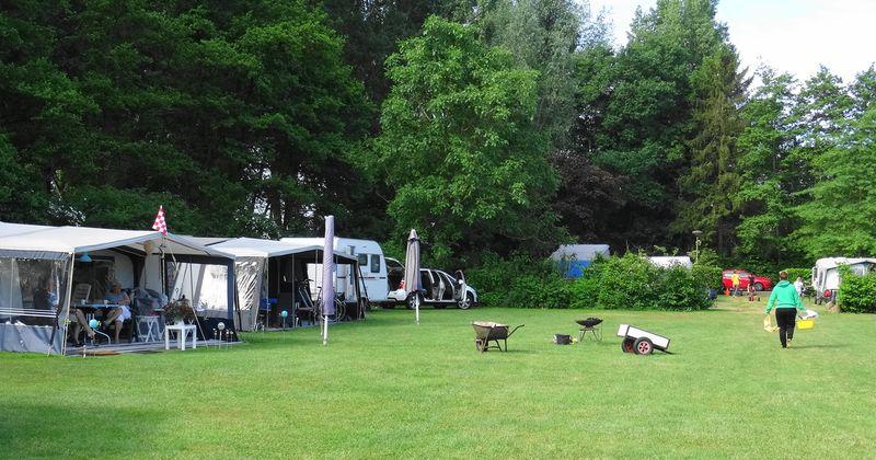 Camping Mini-Camping de Paddestoel