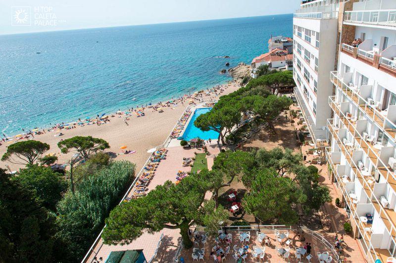 Hotel H·TOP Caleta Palace