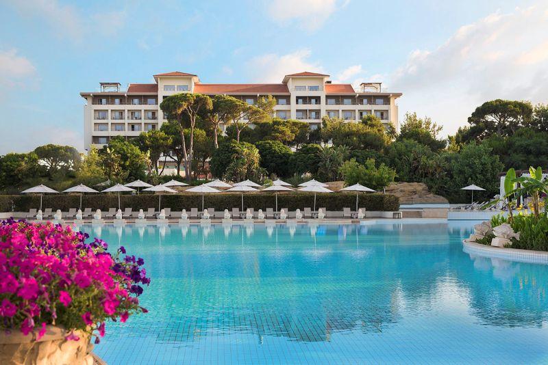 Hotel Ela Quality Resort Belek