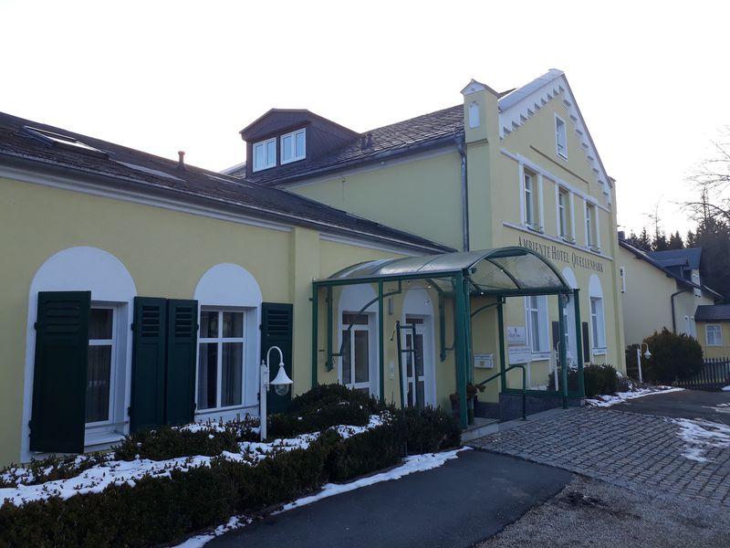 Hotel AmbienteHotel Quellenpark
