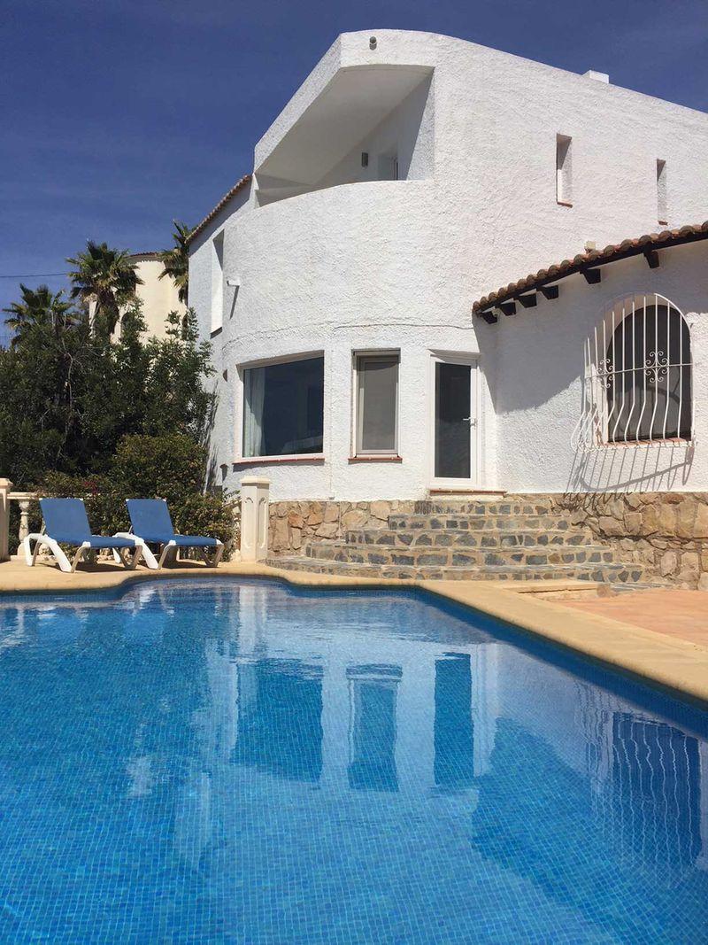 Vakantiehuis Villa Futura
