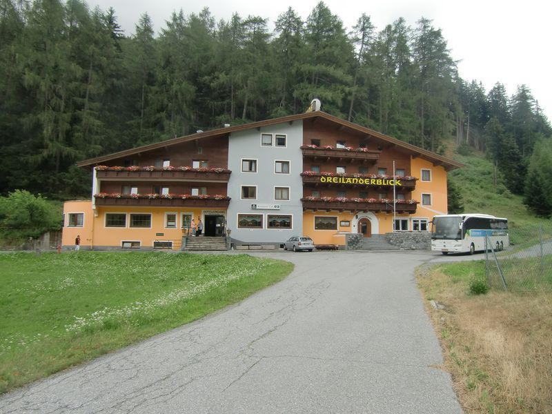 Hotel Dreiländerblick