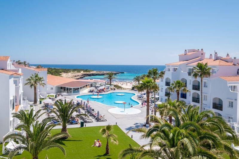Aparthotel Carema Beach Menorca