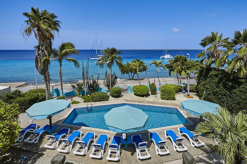 Appartement Bonaire Oceanfront Apartments