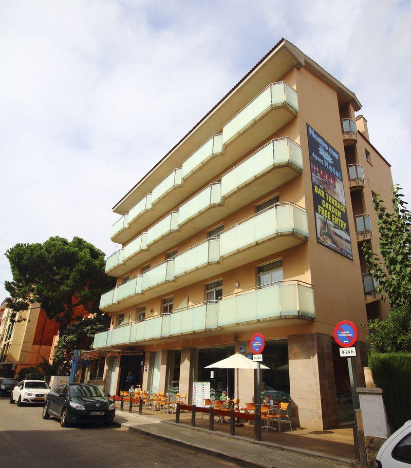 Aparthotel Aqua Hotel Nostre Mar Apartaments