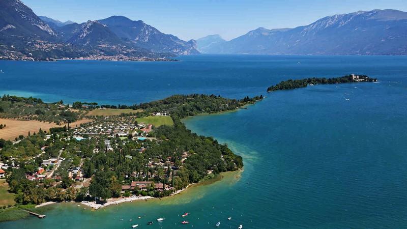 populairste campings in Italië