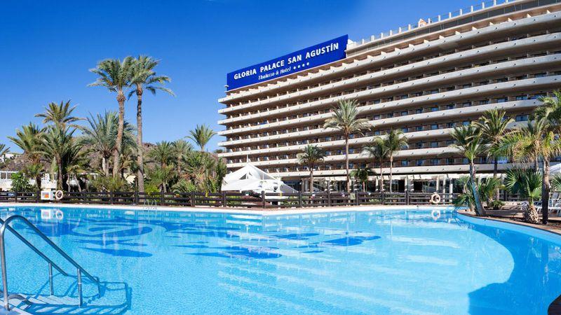 Hotel Gloria Palace San Agustin Thalasso