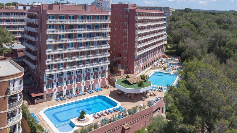 Hotel Luna Park - Tropikal Park