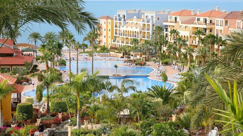 Hotel Bahia Principe Tenerife  & Costa Adeje