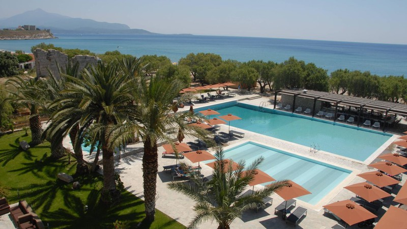 Aparthotel Doryssa Seaside Resort