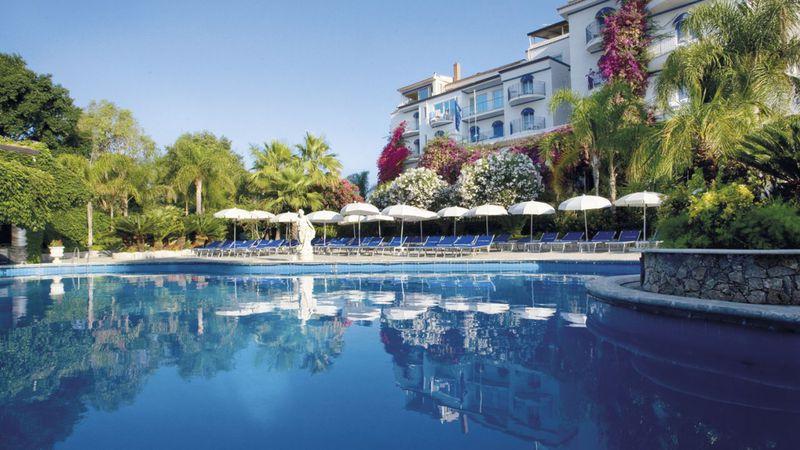 Hotel Sant Alphio Garden