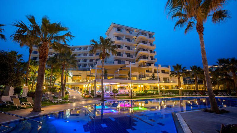 Hotel Aquamare Beach Hotel & Spa