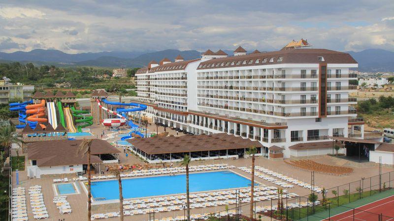 Hotel Eftalia Splash Resort (Splashworld)