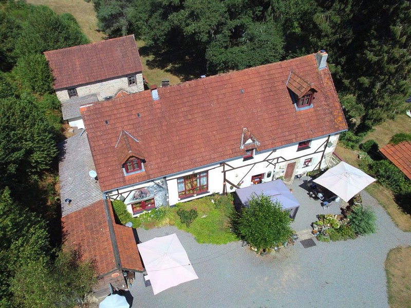 Bed and Breakfast Les Filloux