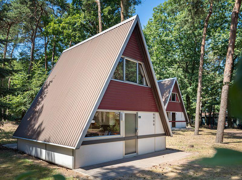 Vakantiepark Roompot Bospark T Wolfsven In Mierlo Nederland